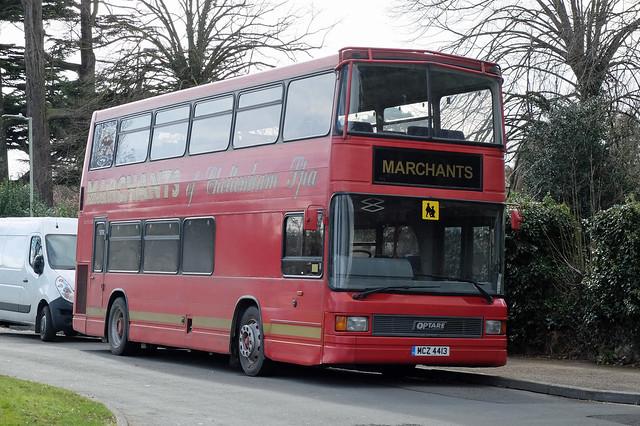 Marchants MCZ 4413, Gloucester