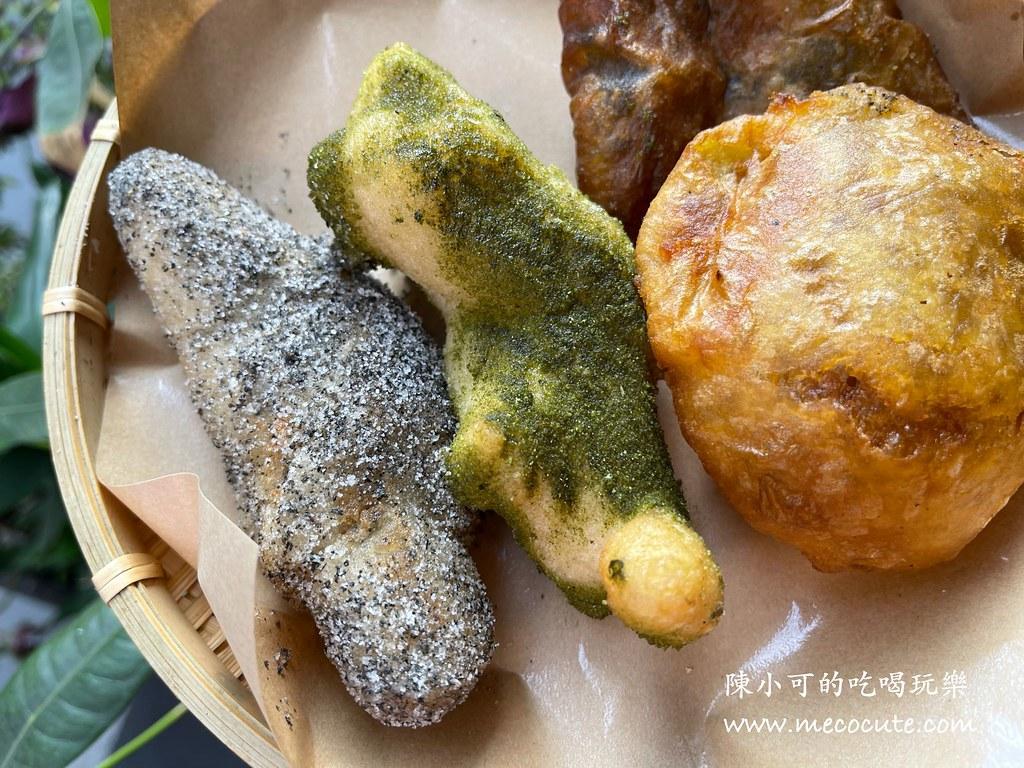 【萬】白糖粿.蕃薯椪,三重下午茶,三重小吃,三重白糖粿地址,三重美食,蕃薯椪,蕃薯椪菜單 @陳小可的吃喝玩樂