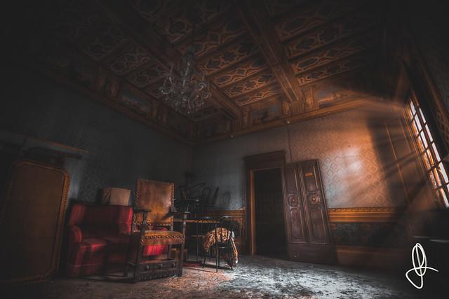 |URBEX| Il Castello del Guercio