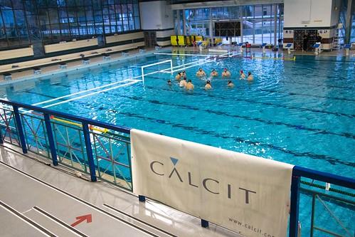 13. marec 2021 AVK Triglav Kranj : Calcit Waterpolo - 9: 7