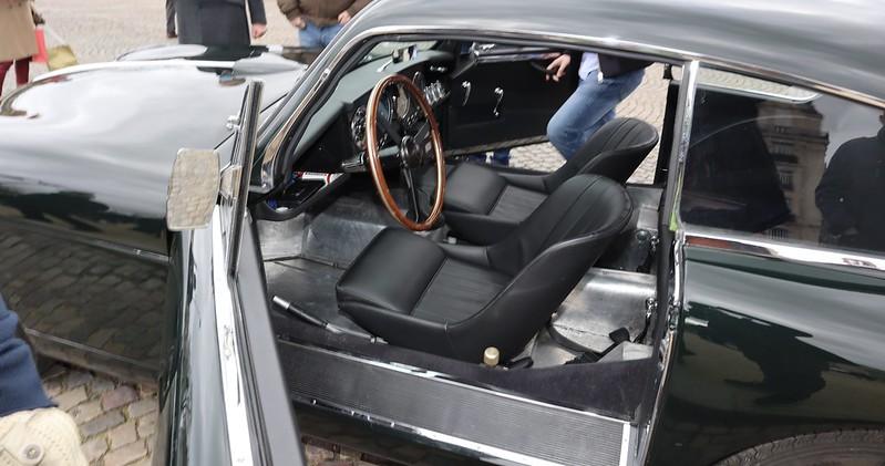 Aston Martin DB 2/4 1953 - Paris Vauban Mars 2021 51035365088_619b31c6f8_c