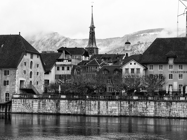 Solothurn Old Town