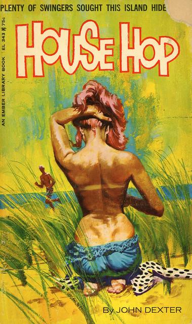 Ember Library Books 343 - John Dexter - House Hop