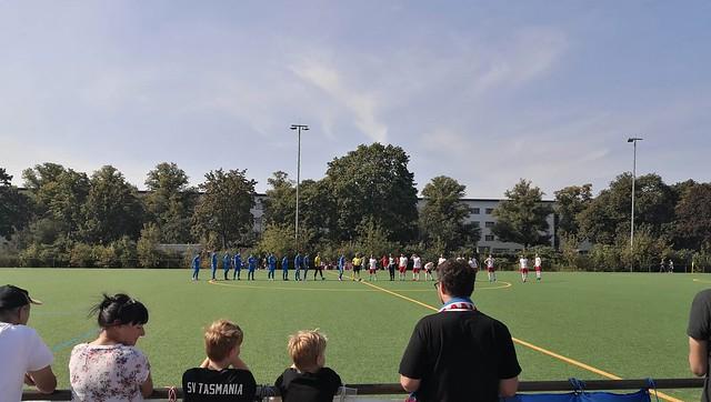 Städtischer Sportplatz Reinickendorf