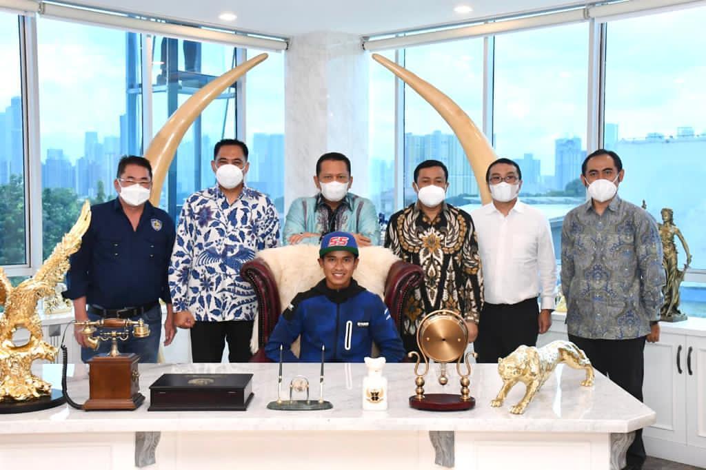 Yamaha Racing Indonesia Bertemu Ketua IMI