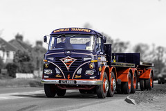 Len Wright Images posted a photo:1968 Foden S24 Twinload