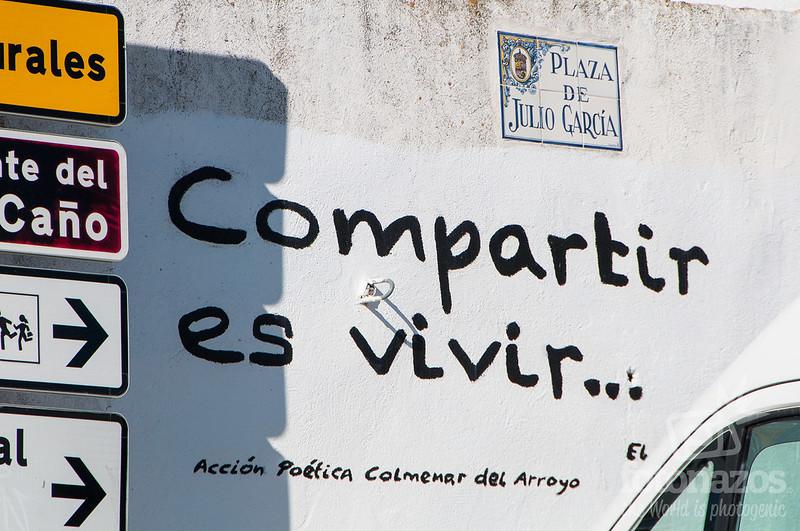 Acción Poética en Colmenar de Arroyo