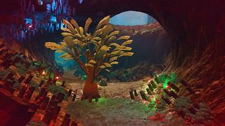 cozy cave
