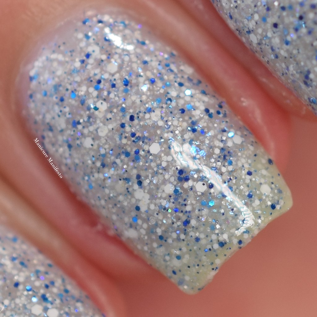 Blue Eyed Girl Lacquer The Years Have Been Short review