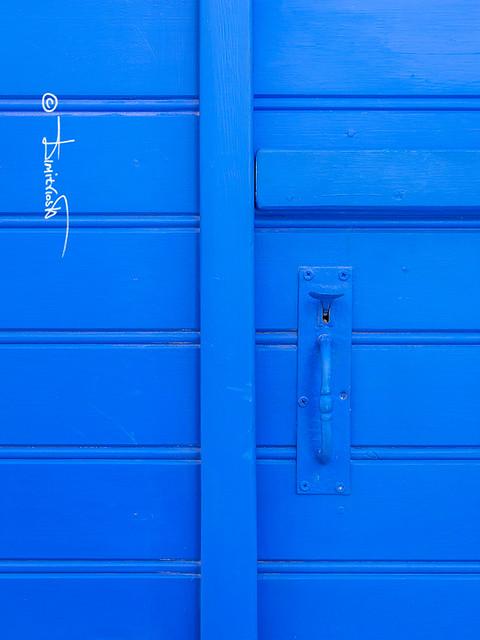 Only Blue I.