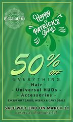 St.Patricksday.Sale