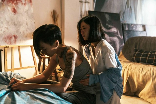 Movie posters & stills of Taiwan Movie 「愛‧殺」(Wrath of Desire) will be launching in Taiwan from Mar 19 , 2021 on.