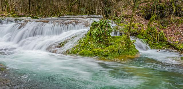 Jura - Cascade de Tufs