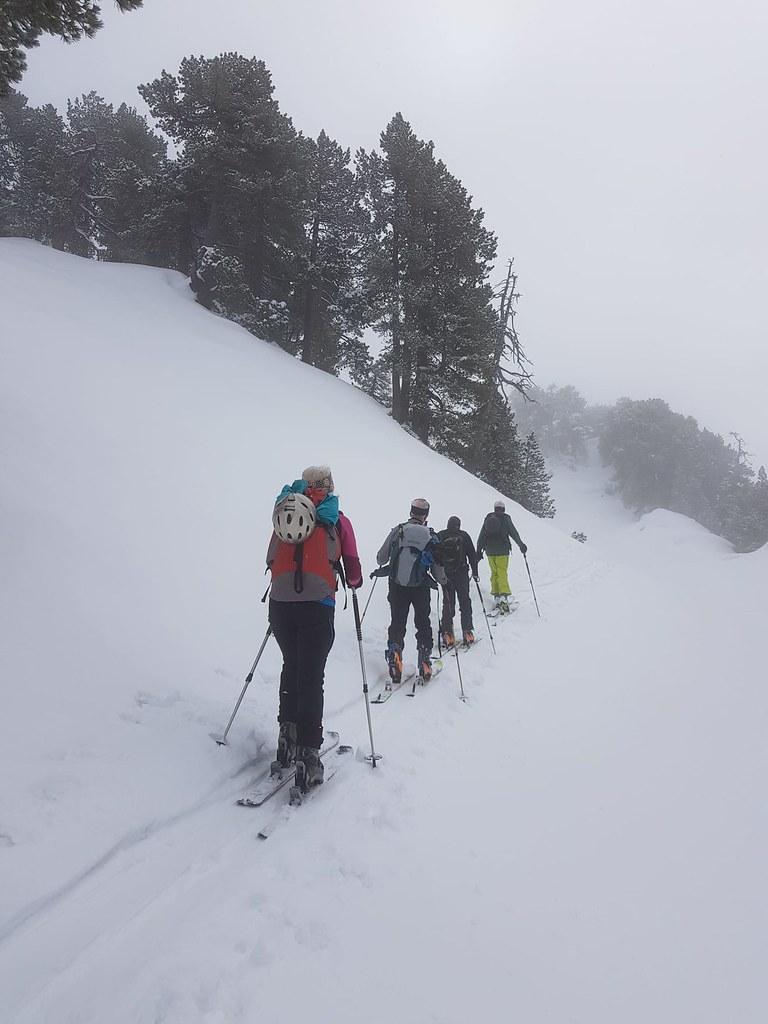 Ersatz Skitour Tourenwoche Lacherenstöckli März 2021