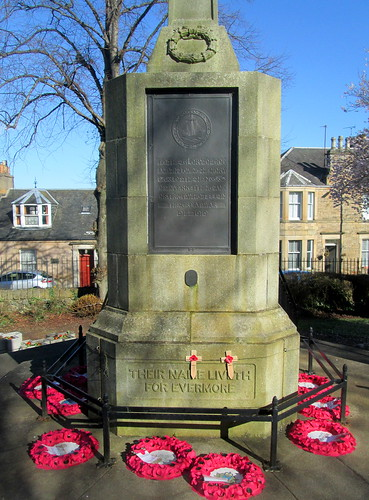 Great War Dedication, Inverkeithing War Memorial