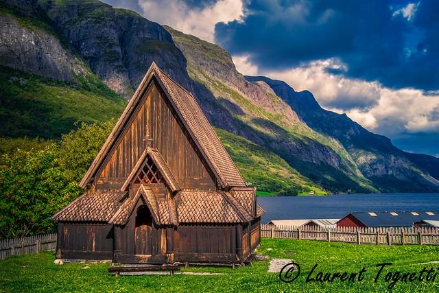 Stavkirke d'Øye (Norvège)