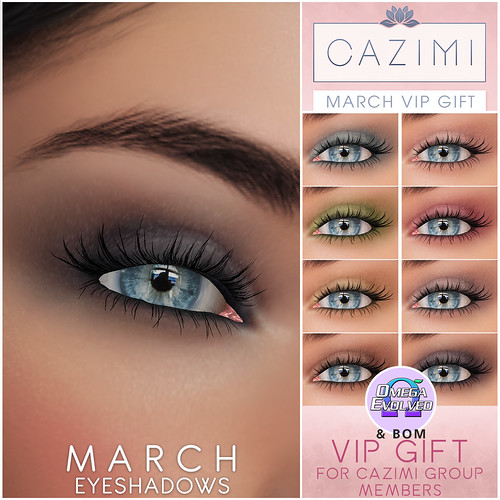 March VIP Gift