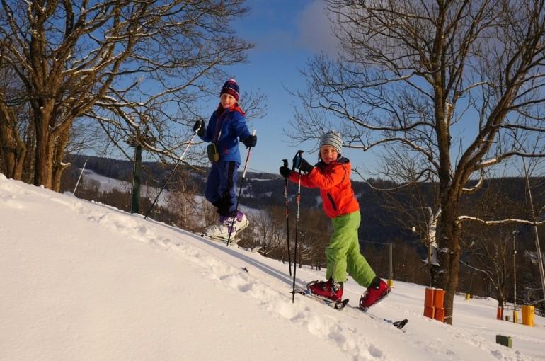 Děti na skialpech #3. Jak na to?