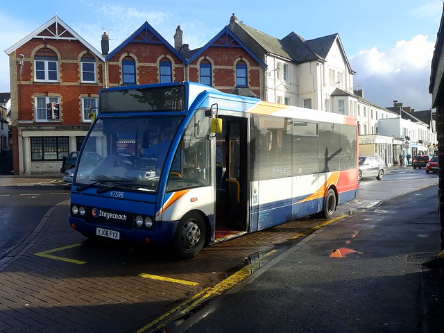 Stagecoach South West 47598
