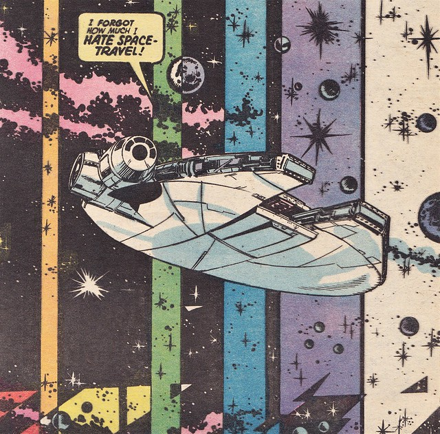 Marvel Special Edition Featuring Star Wars #3 / page 35