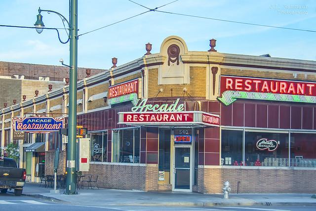 Arcade Restaurant - Memphis, Tennessee