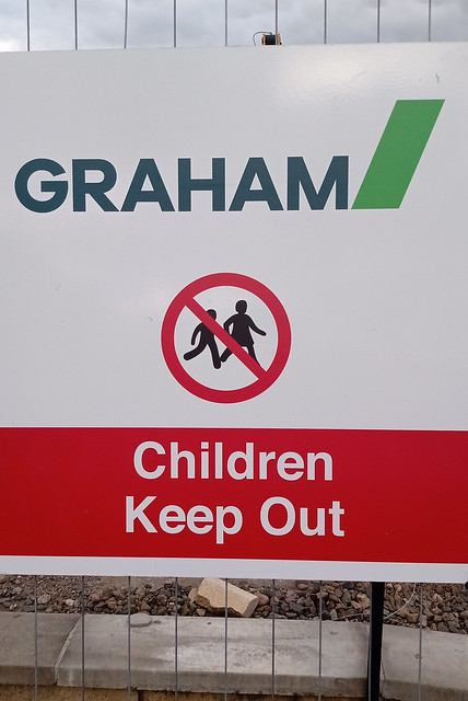 Children Keep Out