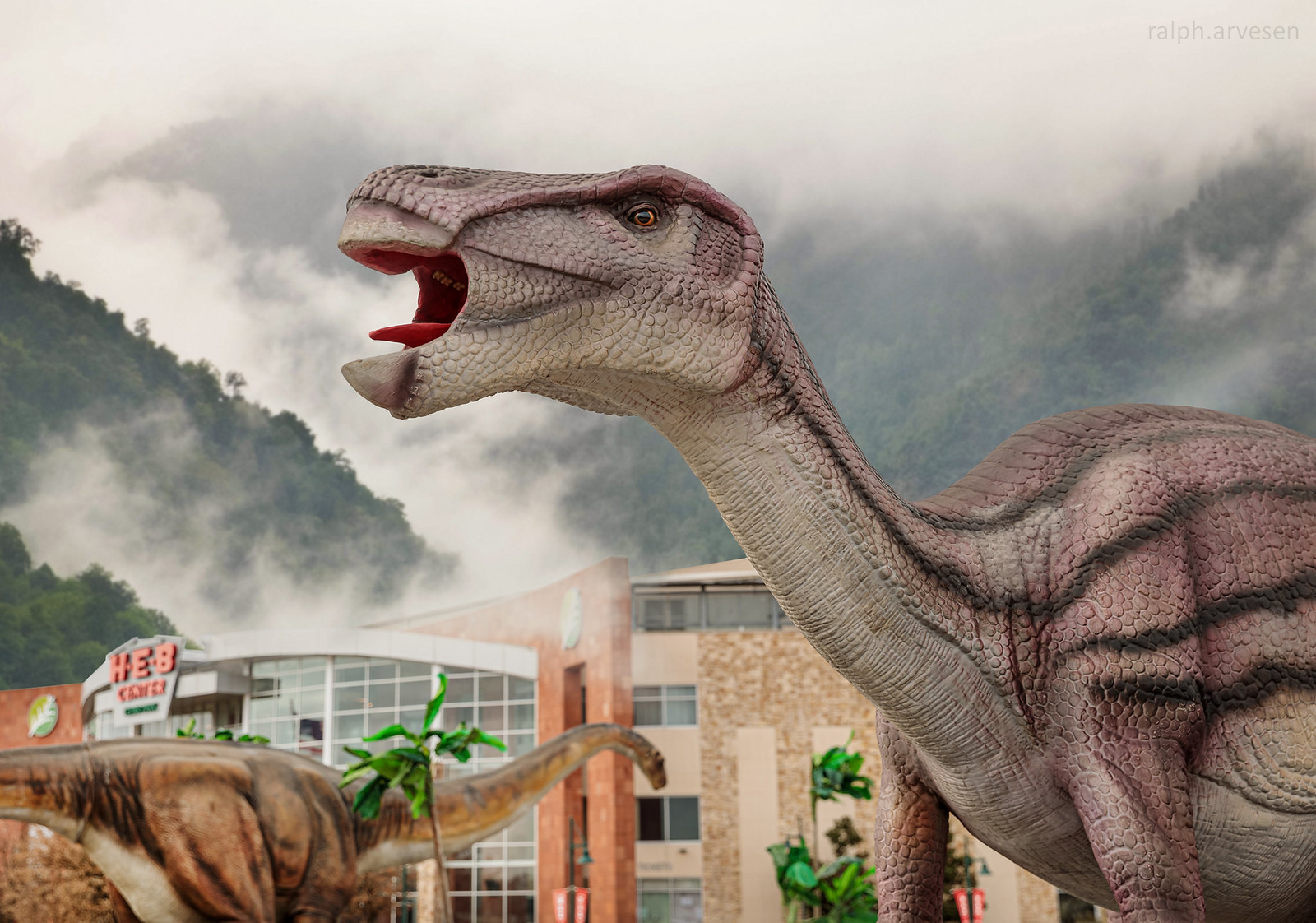 Jurassic Quest | Texas Review | Ralph Arvesen