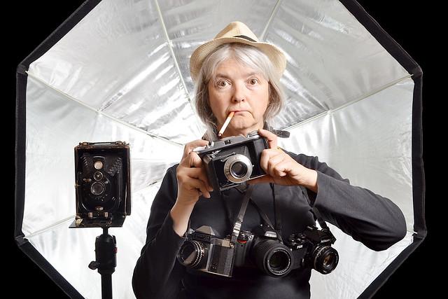 A Portrait of the Photographer