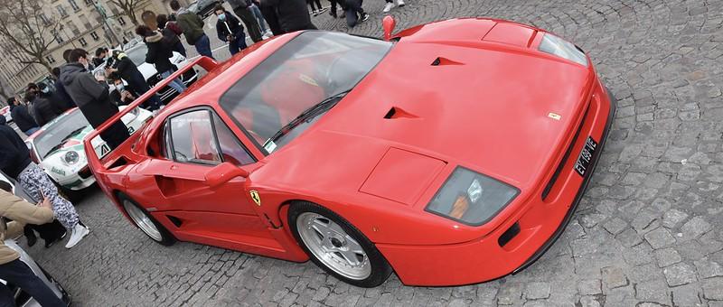 Ferrari F40 / La dernière authentique sportive de Ferrari ??????? 51036836196_8688c49854_c