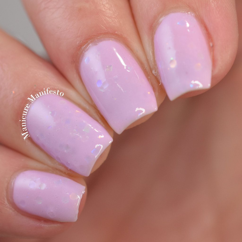 Treo Lacquer Pink Trees Please!