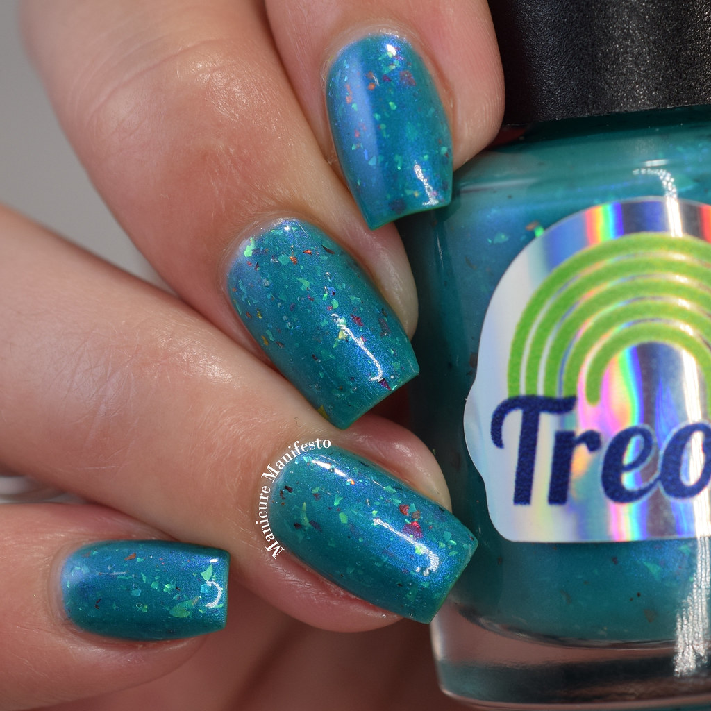 Treo Lacquer Mr. Murrine review