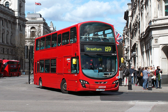 Route 159, Arriva London, DW297, LJ10CUK
