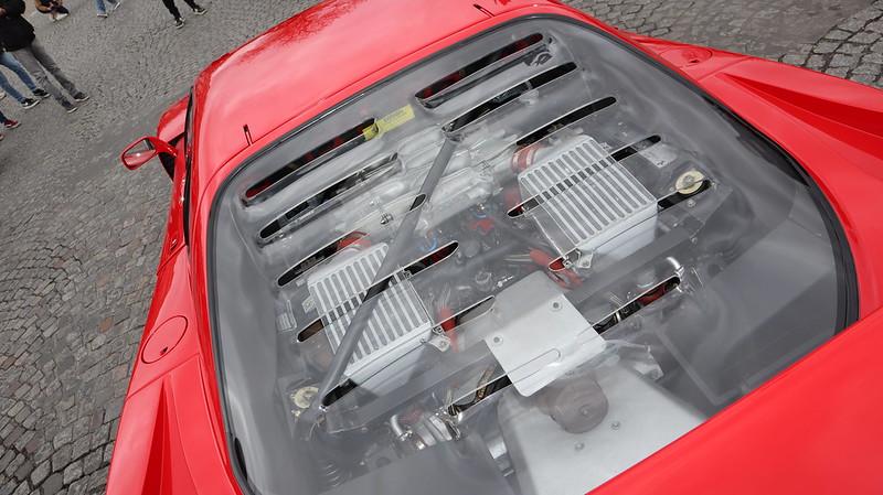 Ferrari F40 / La dernière authentique sportive de Ferrari ??????? 51036941542_2a69ab9222_c