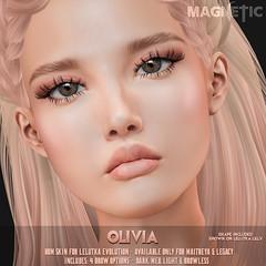 Magnetic - Olivia Skin