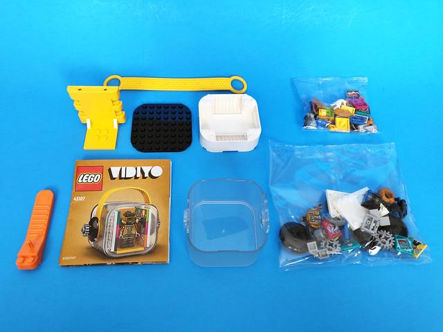 LEGO VIDIYO Hiphop Robot Beatbox (43107)