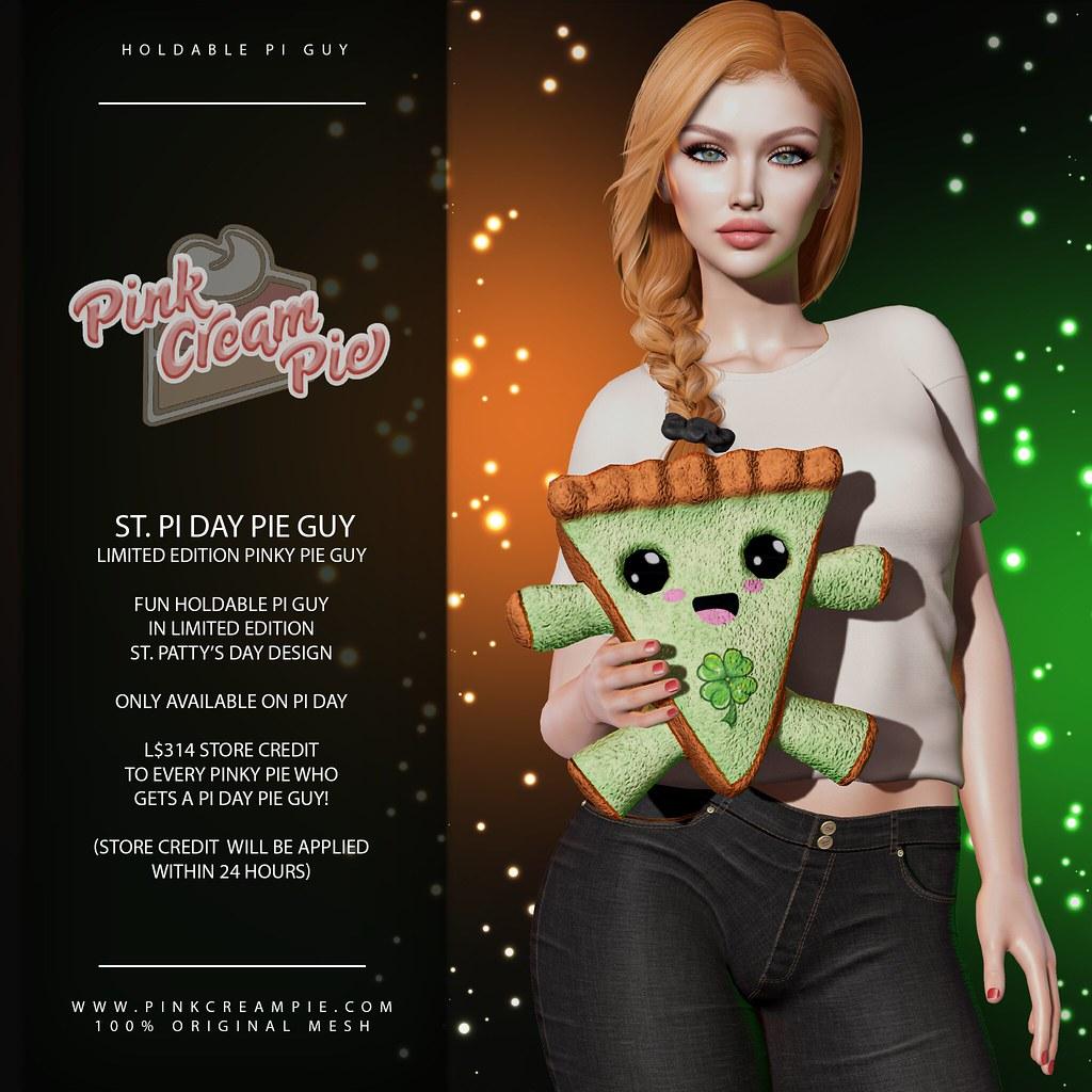 St. Pi Day Pie Guy VIP Group Gift