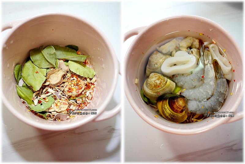 泰式海鮮湯902