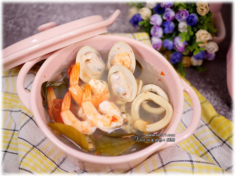泰式海鮮湯041