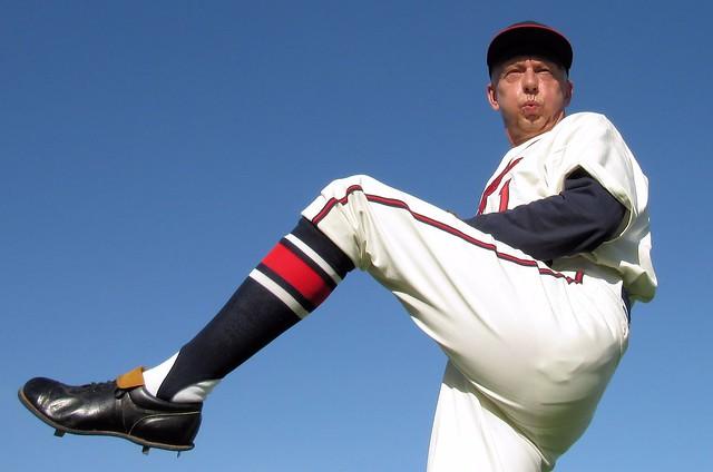 Braves Pitcher