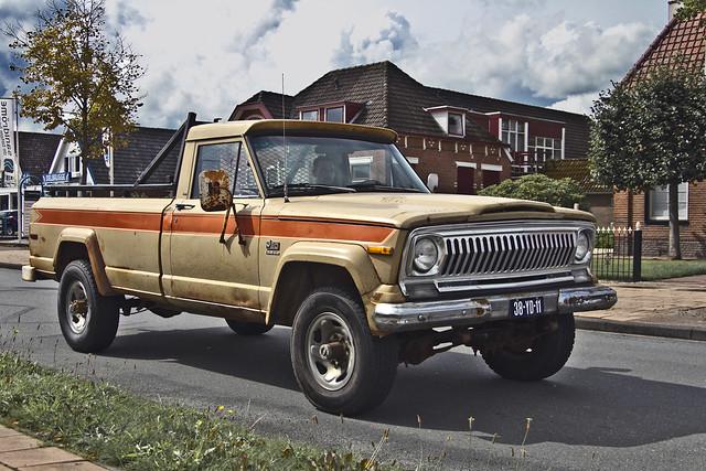 JEEP J20 Pick-Up Truck 1977 (9649)