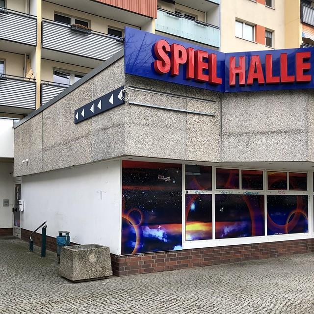 Rückzugsort II / Alte Hellersdorfer Straße / Hellersdorf