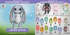 SEmotion Libellune Easter Bunny Animesh