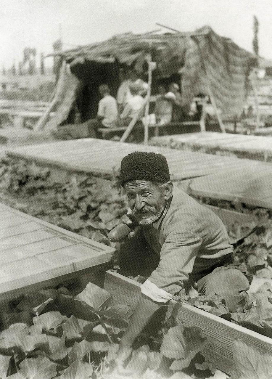 Огородник. Крым. 1930