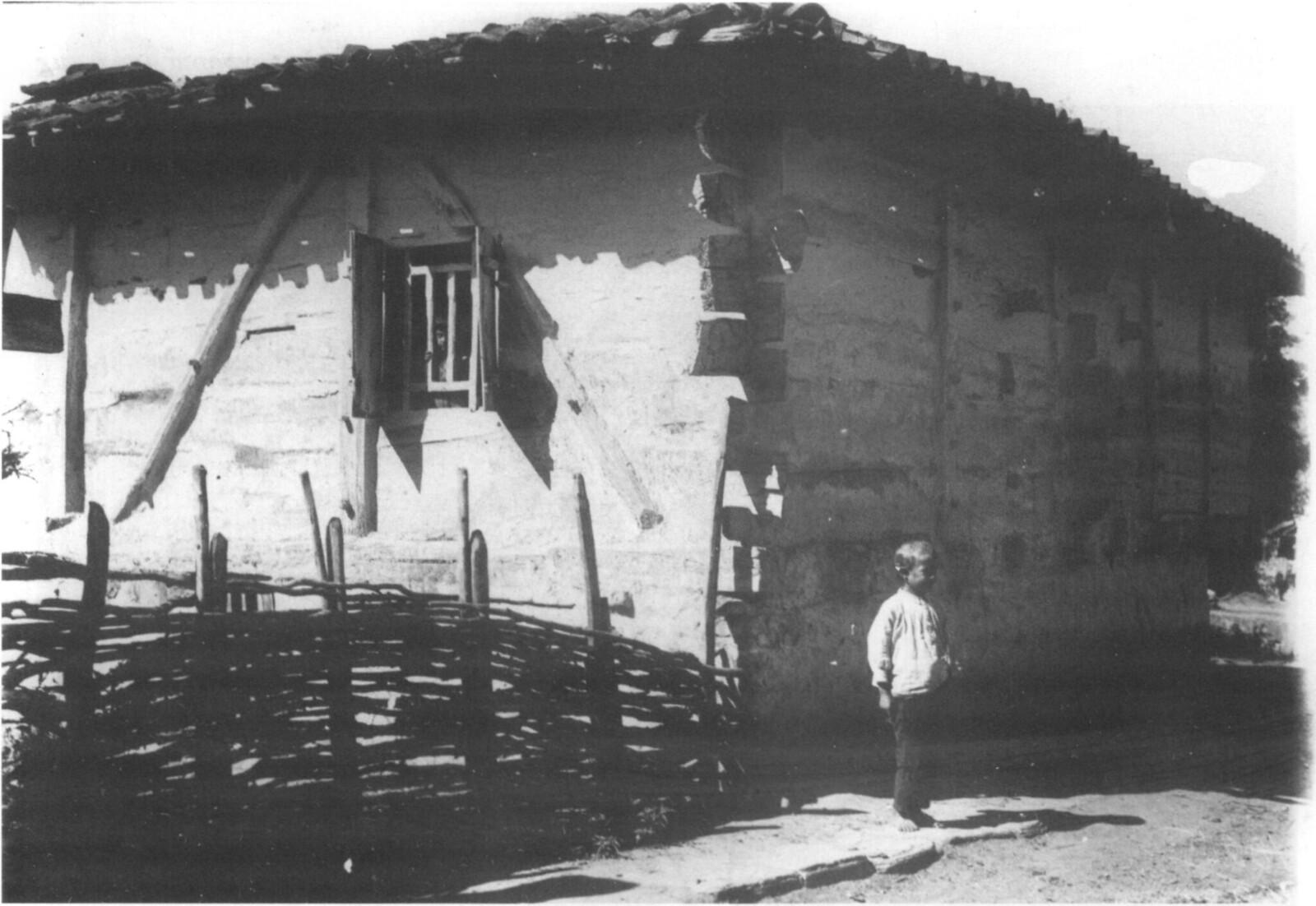 Дом «чатма». Горный Крым