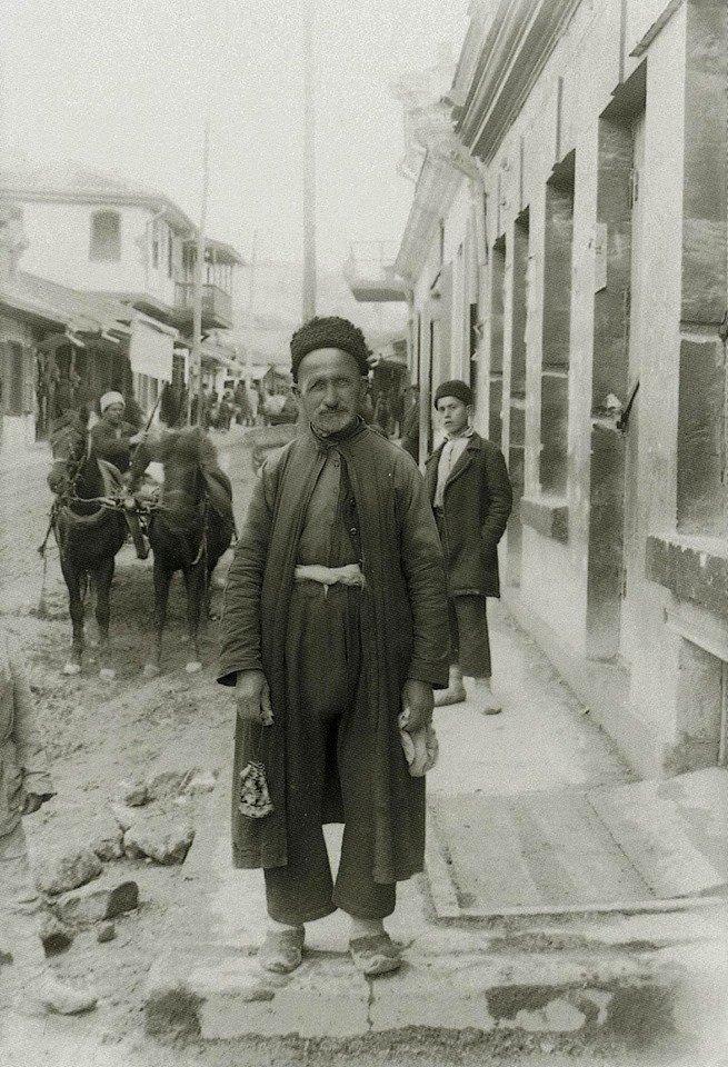 Бахчисарай. 1920