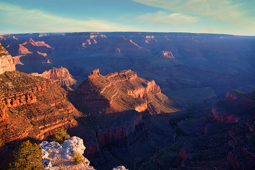 grandcanyonnp southrim grandcanyon desert canyon nationalparkservice arizona dawn sunrise nationalpark unitedstates