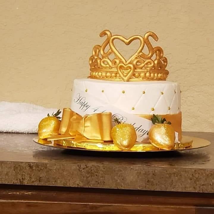 Cake by T's Tasty Treats