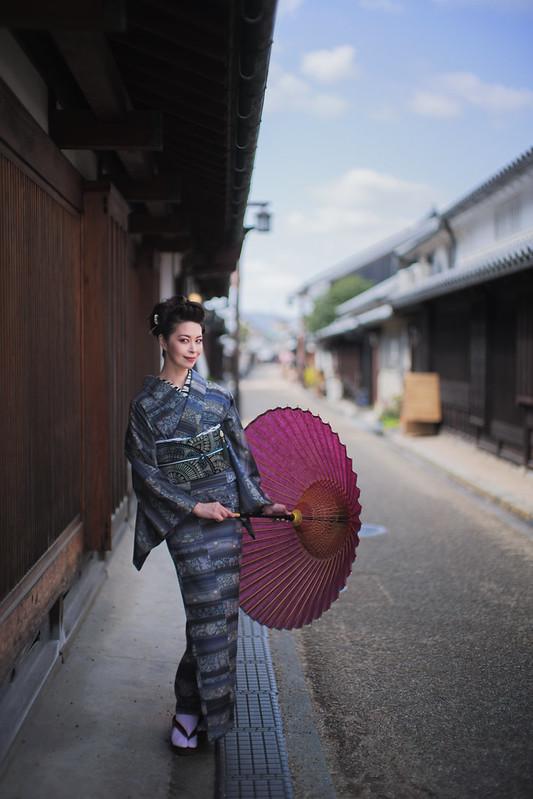 The ancient capital, Nara.