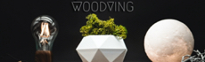 Woodving Banner