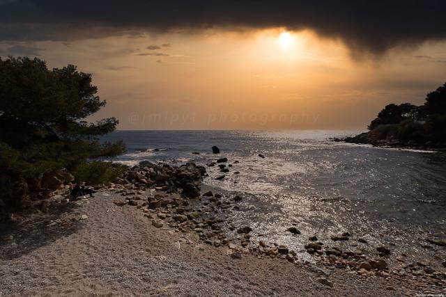 Sentier du littoral à Bandol dans le Var -3D0A0748